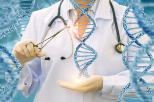 gene-editing-woman-holding-double-helix-and-scissors-gettyimages-693373540
